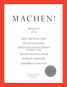 Picture of Machen! – Die Deutschen Gewinner der Holcim Awards 2011/2012