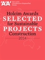"Picture of AA presents ""Selected Projects - Holcim Awards for Sustainable Construction 2014"""