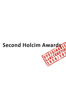Picture of Second Holcim Awards for Sustainable Construction 2008/2009